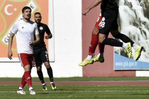Gümüşhanespor - Manisa Futbol Kulübü - 13 Ekim 2019