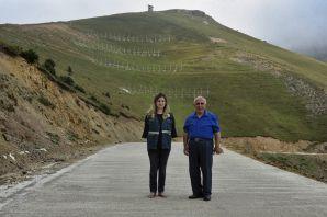 Türkiye'de bir ilk Zigana dağında gerçekleştiriliyor