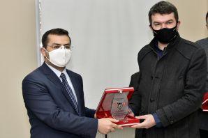 Gümüşhane'de Özel Harekat ek hizmet binası törenle açıldı