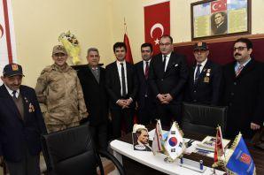 Gümüşhane'de Muharip Gazileri temsilciliği açıldı