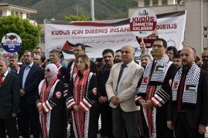 Gümüşhane Üniversitesi senatosu Filistin'de yaşanan olayları kınadı