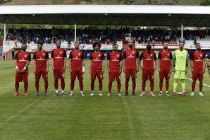 Gümüşhanespor - Sakaryaspor A.Ş - 18 Mayıs 2018