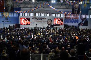 Cumhurbaşkanı Erdoğan Gümüşhane'de