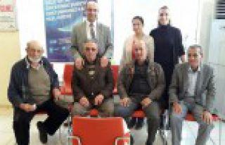 Kelkit İş Bankası Şubesi Emeklilik Günü Düzenledi