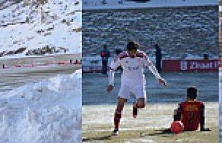 Stad Zemini Artık Buz Tutmayacak