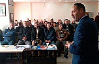 Türk Eğitim-Sen'de Akçay yeniden başkan seçildi