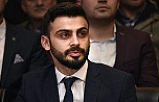 AK Parti'nin yeni gençlik kolları başkanı...