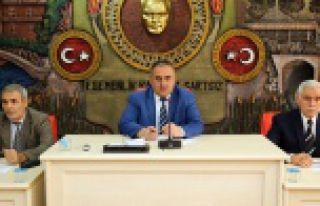 İl Genel Meclisi'nin aralık ayı toplantıları...