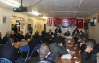 Belediye Başkanı Ercan Çimen İngiltere'de