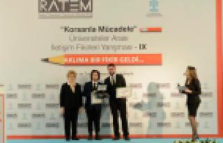 Gümüşhane İletişim'e RATEM'den iki ödül