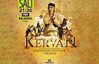 Gümüşhaneli yönetmenden 'Kervan' bu akşam...