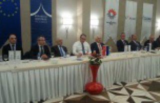 İŞGEM 3. Yönetim yönlendirme komitesi toplantısı...