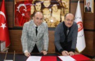GÜ ile Amasya Üniversitesi arasında protokol imzaladı