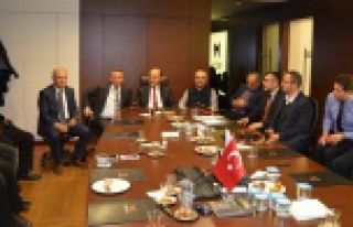 GÜMÜP Başkanı Hamzaoğlu: Üniversitemiz şehrimizin...