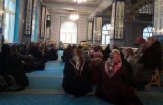 Gümüşhaneli kadınlar Afrin'deki askerlerimiz...