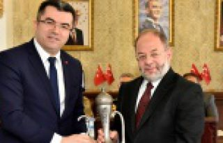 Başbakan Yardımcısı Recep Akdağ Gümüşhane'de