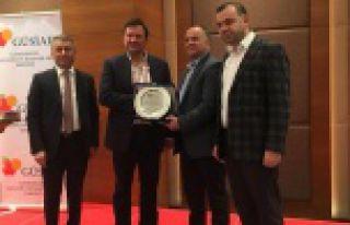 GÜSİAD-GÜMÜP'ten Rüzgar Enerjisi konferansı