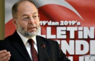 İlk dersi Başbakan Yardımcısı Akdağ verdi