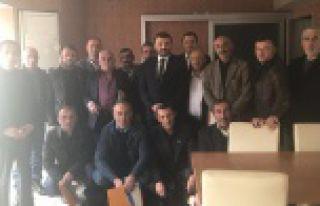 AK Parti'den muhtar buluşmaları