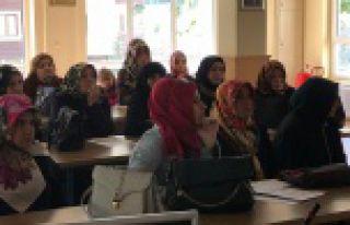 Gümüşhane'de AEP eğitimleri devam ediyor