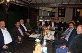 Öztürk'ten iftar programı