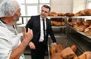 Vali Memiş Araköy ve Çayırçukur'a ziyaret etti
