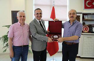 Işık Üniversitesi Rektöründen iade-i ziyaret