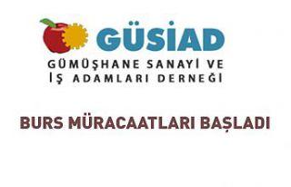 GÜSİAD Burs başvuruları 15 Ekim'de başlıyor