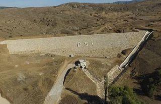 DSİ'den Gümüşhane'ye 1 baraj 2 gölet daha