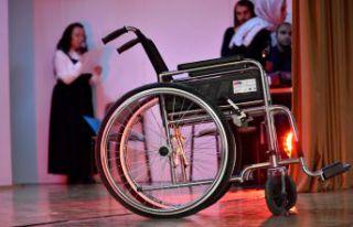 Gümüşhane'de 3 Aralık Dünya Engelliler Günü...
