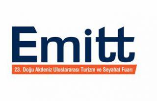 700 tur operatörünün buluşacağı EMİT fuarı...