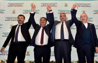 AK Parti'den 'Vefa Yemeği'