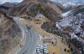 Avrupa'nın en uzun, dünyanın ikinci en uzun karayolu...