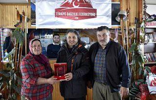 Federasyondan Eroğlu ailesine teşekkür