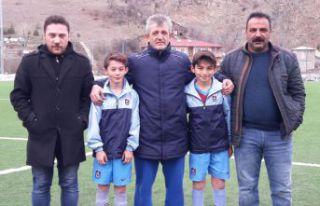 Ferhat ve Mustafa 1461 Trabzon'da