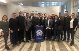 Girişimcilik Ekosisteminin Güçlendirilmesi Toplantısı...