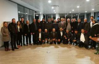 GÜDEF Gümüşhaneli sanatçılarla Üsküdar'da...