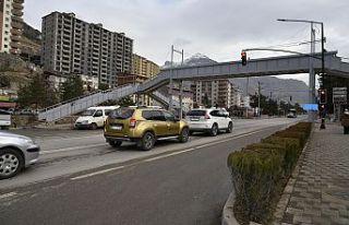 Gümüşhane Belediyesi 'akıllı sinyalizasyon'...