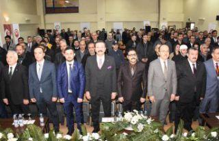 TOBB Başkanı Rifat Hisarcıklıoğlu Kelkit'te