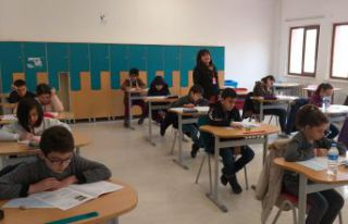 Bahçeşehir'in sınavına rekor katılım