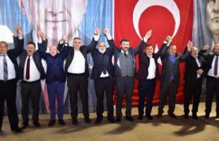 AK Parti Torul'da aday ve proje tanıtım toplantısı...