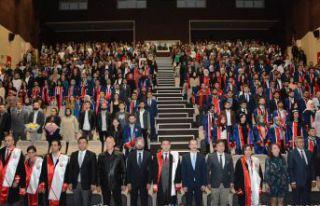 Gümüşhane Meslek Yüksek Okulu 11.dönem mezunlarını...