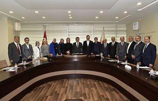Gümüşhane Belediye Meclisi ilk toplantısını...