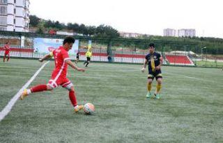 U19 Futbol Grup Müsabakaları Gümüşhane'de yapılacak