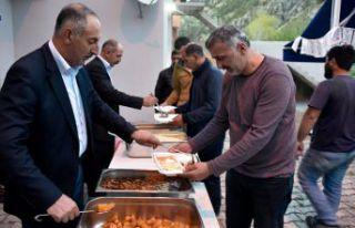 Altın kalpli insanların şehrinden Ramazan'da...