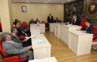İl Genel Meclisi'nin Mayıs ayı toplantıları...