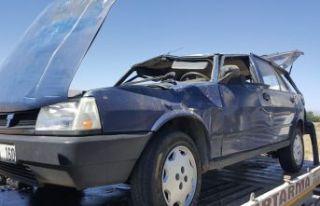 Kelkit'te trafik kazası: 2 ölü