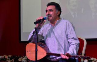 Erdal Erzincan'dan 20 yıl sonra Gümüşhane'de...
