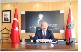 Konya'ya Gümüşhaneli Emniyet Müdürü