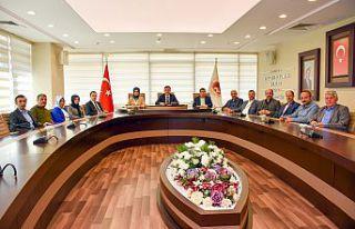 Belediye Meclisi 'Barış Pınarı Harekatını'...